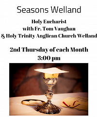 Holy Eucharist with Fr. Tom and Holy Trinity Welland
