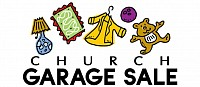 Garage Sale at Holy Trinity Welland